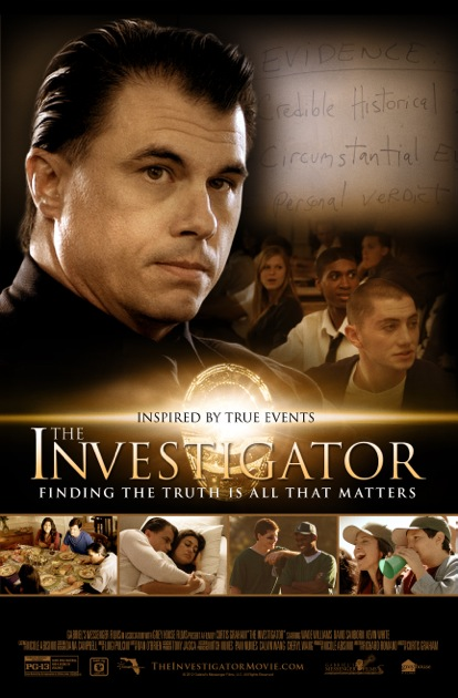 Gorilla Pictures Presents: The Investigator